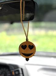 Арома-подвеска для авто Smile Love