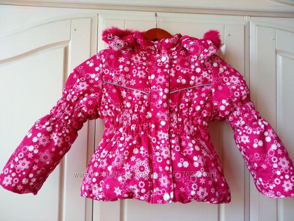 Зимняя куртка, курточка Ostin р. 98-104