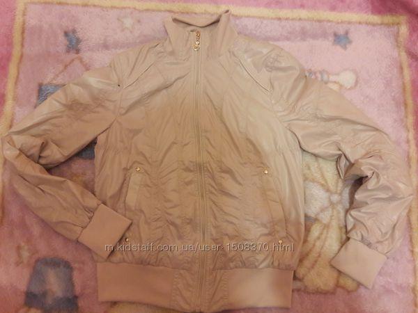 Новая куртка -ветровка