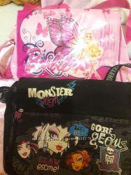 Фирменная сумка Barbi Monster High