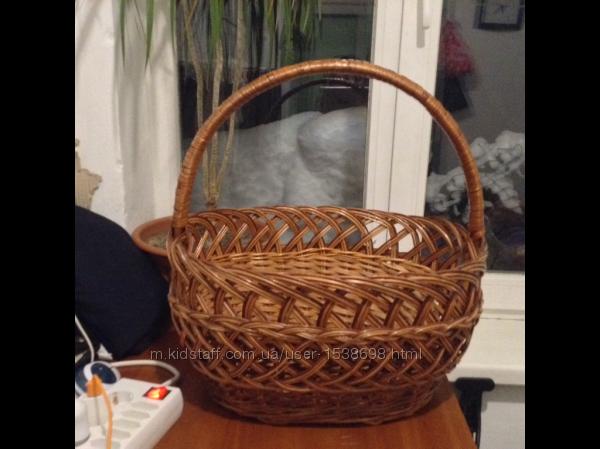 Пасхальная корзина кошик , великодній кошик