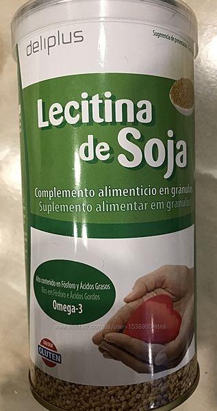 Лецитин с Омега 3