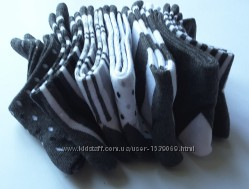 Меганосочки набор 7 пар, 4- 7 лет, lupilu, разм . 27- 30 , германия