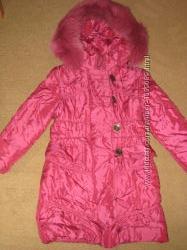 Пальто Kiko на рост 122-128