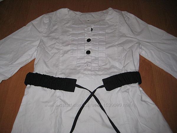 Блузка Люксик на 140 см.