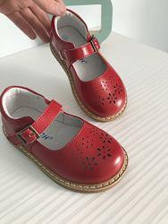 кожаные туфельки 22-24 размеры