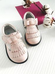 кожаные туфельки Caroch, 21-25 размер
