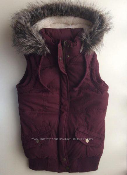Утеплённая жилетка New Look, размер 40