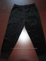 Штаны, брюки велюровые