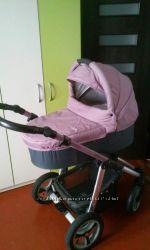 Коляска универсальная 2 в 1 Baby Design Lupo
