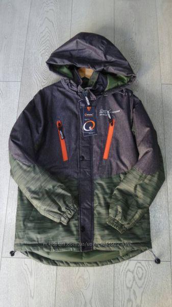 Акция Деми куртка осень весна,4, 8, синтепон, качество, Венгрия