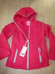Куртка ветровка теплое деми на хб подкладке, 134-164, Венгрия