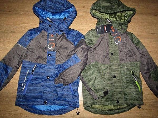Акция деми куртка весна 4-12, качество, венгрия
