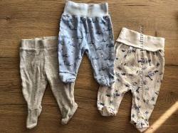 пакет одежды новорожденному роддом 56 штаны 50 0 1 2 3 мес носки шапка