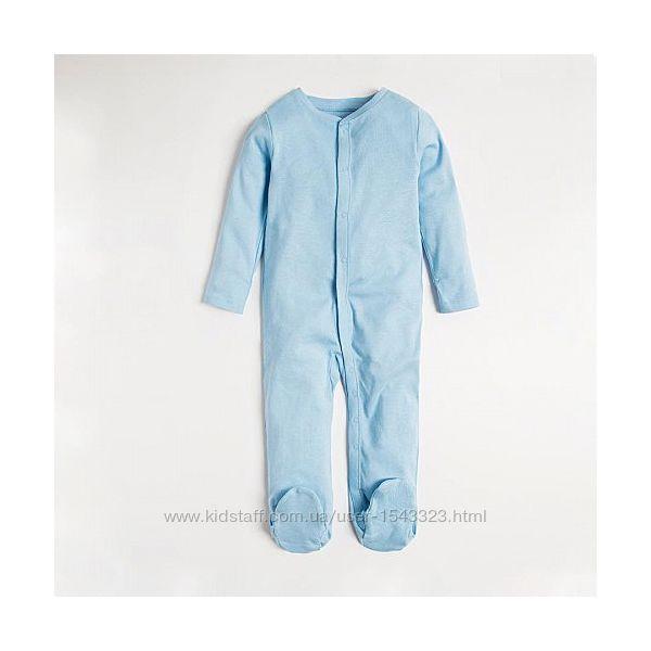 Человечек для малыша Cool Club Германия размер 62 голубой мальчику