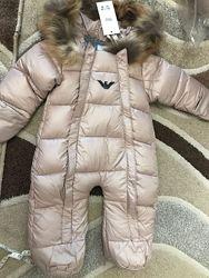 Зимний комбинезон-трансформер шикарного качества для Вашего малыша
