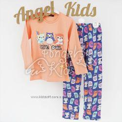 Пижамки и ночнушки Турция Baykar Ozkan для девочек.