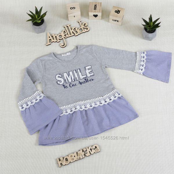 Красивые блузки для девочек Breeze Girls