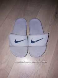 Детские шлепанцы Nike, для мальчика, р-р 32