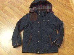 Куртка Zara стёганная р. 164.