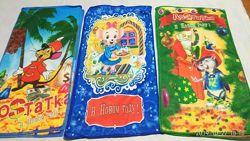 Новогодние полотенца салфетки