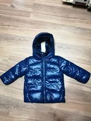 Куртка детская утепленная на 2 года, UNITED COLORS OF BENETTON, Италия