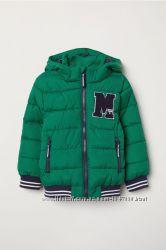 СКИДКА Стильная куртка - бомбер на мальчика, H&M