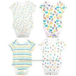 Яркие, разноцветные боди для малышей, Primark baby