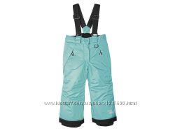 Зимние термо штаны для девочек, Lupilu