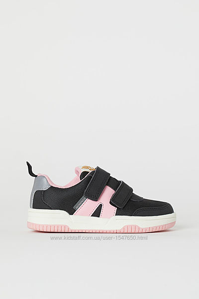 Водонепроницаемые кроссовки с отражателями на девочек, H&M