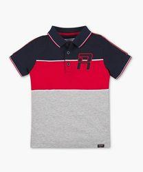 Стильная футболка - поло, тенниска на мальчика, Palomino  C&A
