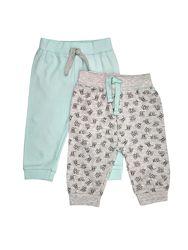 Комплектом удобные штаны, штанишки на малышей 4 - 6 месяцев, р. 68, Ergee