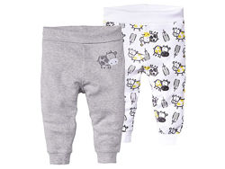 Комплектом штаны на малышей 0 - 2 месяца, р. 50/56, lupilu