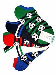 Спортивные короткие носки с мячами на мальчика, Primark
