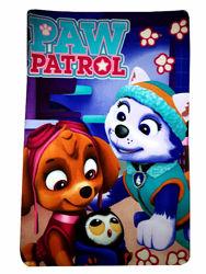 Флисовый плед Щенячий патруль, Paw Patrol, Nickelodeon, Sun City