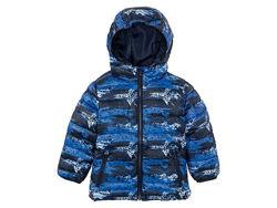 СКИДКА Демисезонная влаго и ветрозащитная термо куртка на мальчиков, Lupilu