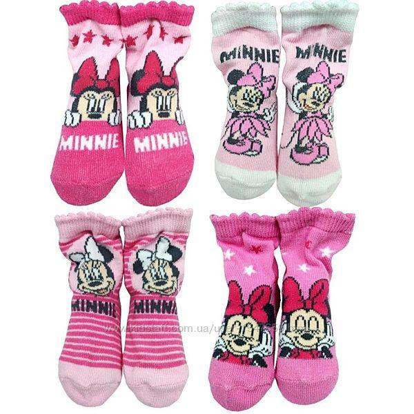 Носки с Минни Minnie на девочку 0 - 12 месяцев, Disney