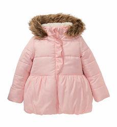 Блестящая розовая куртка еврозима на девочек, kiki&koko, германия