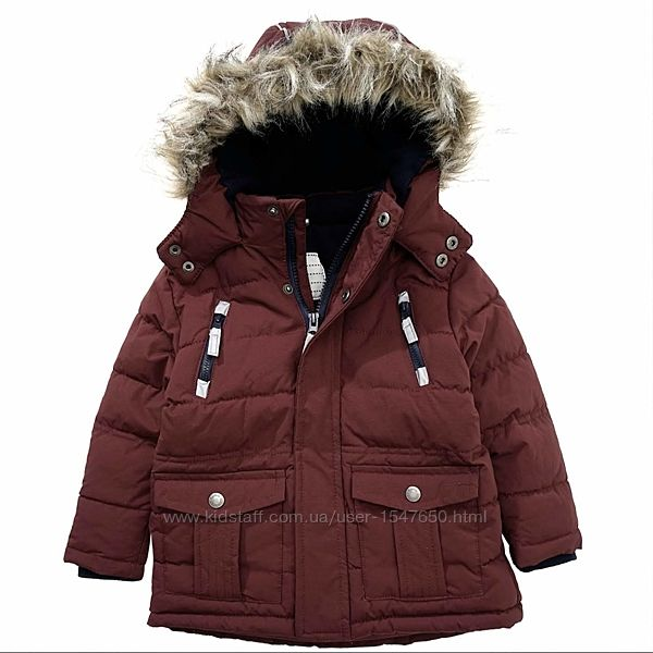 Куртка зимняя на мальчика р. 110, Topolino, Тополино