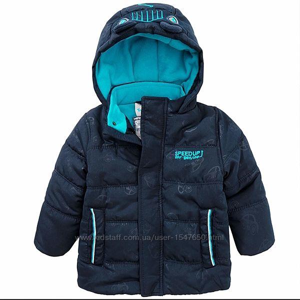 Теплая куртка на мальчика р. 80, Topomini Topolino