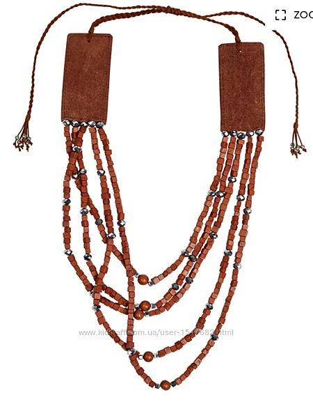 Украшение на шею Nu Denmark, колье, ожерелье