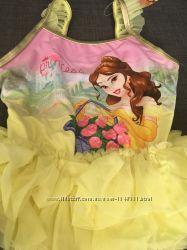 Купальник для девочки, принцеса с юбочкой в размере 116 f&f