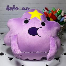 Мягкая игрушка - подушка принцесса Пупырка, Время приключений