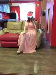 Amelia женское нежное вечернее длинное платье на любое торжество