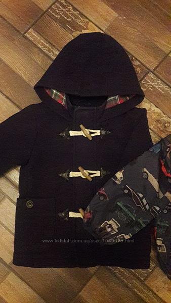 Кашемировое пальто next