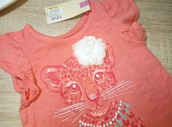 Детские футболки Cherokee, CIRCO, Carters для девочки 12М