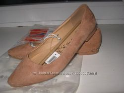 Балетки туфли Esmara сток из Германии размеры 36, 37, 38, 39, 40, 41