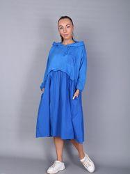 Распродажа Стильные платья Stella Milani Италия, расцветки, большой размер