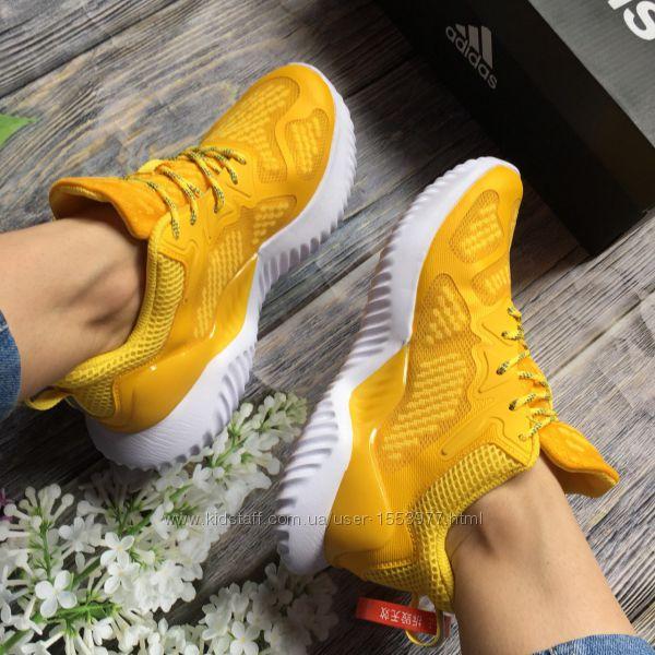 Новые качественные кроссовки Adidas Alphabounce Beyond Women Running Shoes