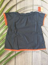 Нарядная туника футболка блуза детская
